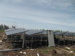 Proyek PLTS Terpusat (Komunal) di Halmahera, Maluku